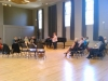 Dress rehearsal, The Winterreise Project, Bauman Centre, Pacific Opera Victoria, 2015